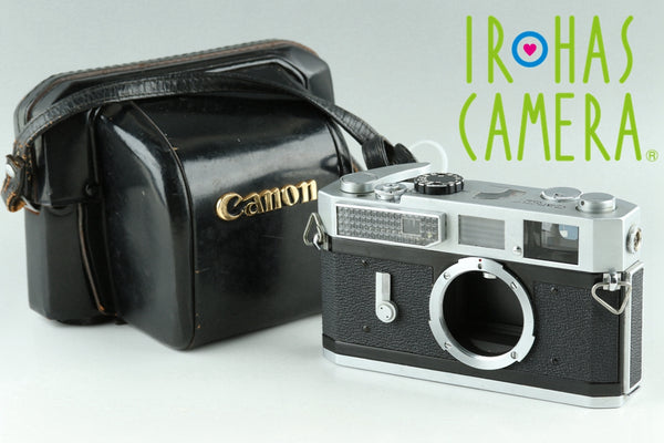 Canon 7 35mm Rangefinder Film Camera #T5E2