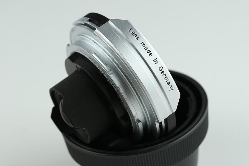 Contax Carl Zeiss G Hologon T* 16mm F/8 Lens for G1 G2 With Box #17637F1