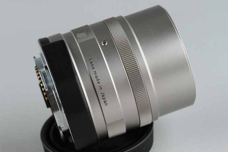 Contax Carl Zeiss Sonnar T* 90mm F/2.8 G Lens for G1/G2 #15773A1