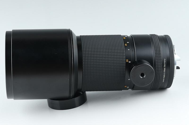 Contax Carl Zeiss T* Tele-Tessar 300mm F/4 MMJ Lens for CY Mount #15878A2