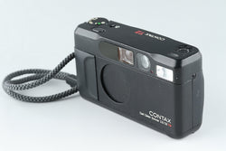 Contax T2 35mm Point & Shoot Film Camera Limited Black #15568D1