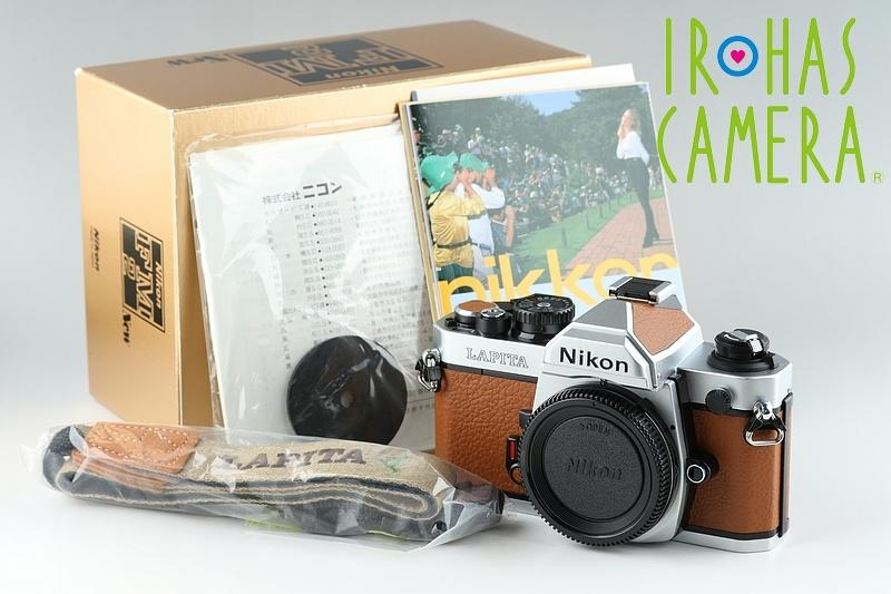 Nikon FM2N 35mm SLR Film Camera Lapita Limited Edition With Box #17175#7/1