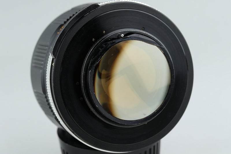 Yashica Tomioka Yashinon 55mm F/1.2 Lens for M42 Mount #11149F4