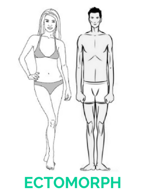 Ectomorph Body Type | Nourish Meals by Wilde Kitchen
