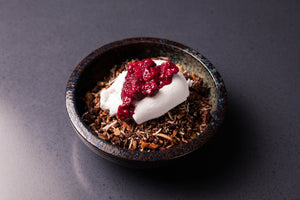Choc Granola Pot (GF) (DF) (P) (V) - Nourish Meals by Wilde Kitchen