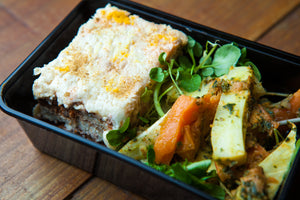 Paleo Beef Lasagne 350g (GF) (DF) (P) - Nourish Meals by Wilde Kitchen