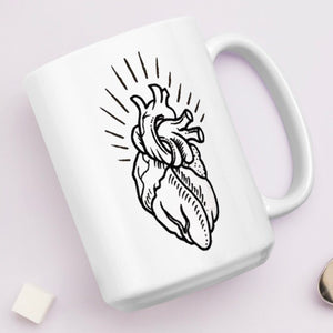 ALL HEART 15oz Mug
