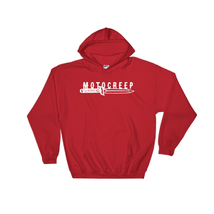 Limited Red Till Death hoodie