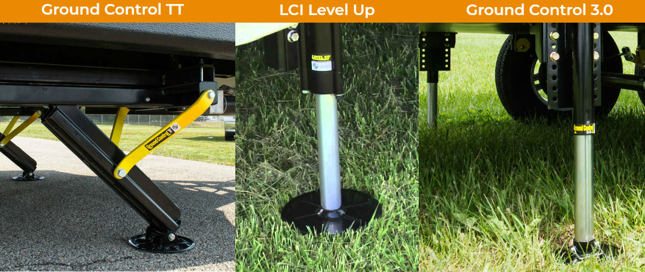 Lippert Ground Control LCI Level Up JackSavers