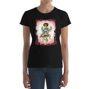 Bertha Ganesh Ladies Tee