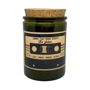 The Joker 12oz Scented Soy Candle by Songs That Make Scents