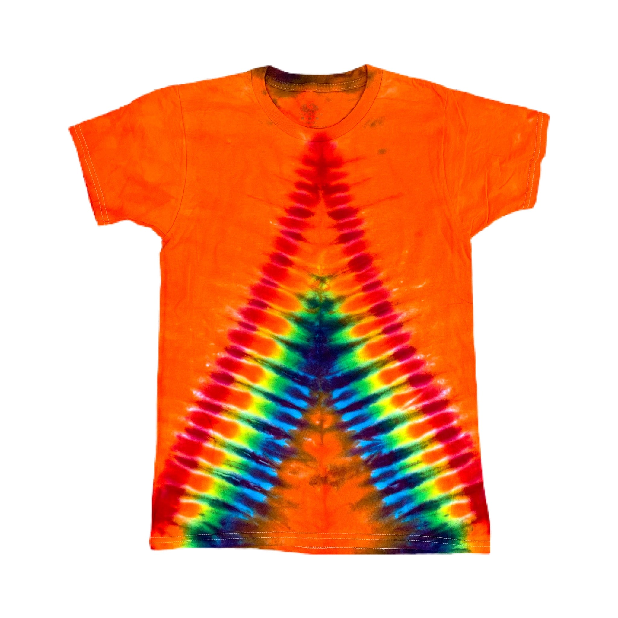 Kids Tie Dye T-shirts - Medium 10-12