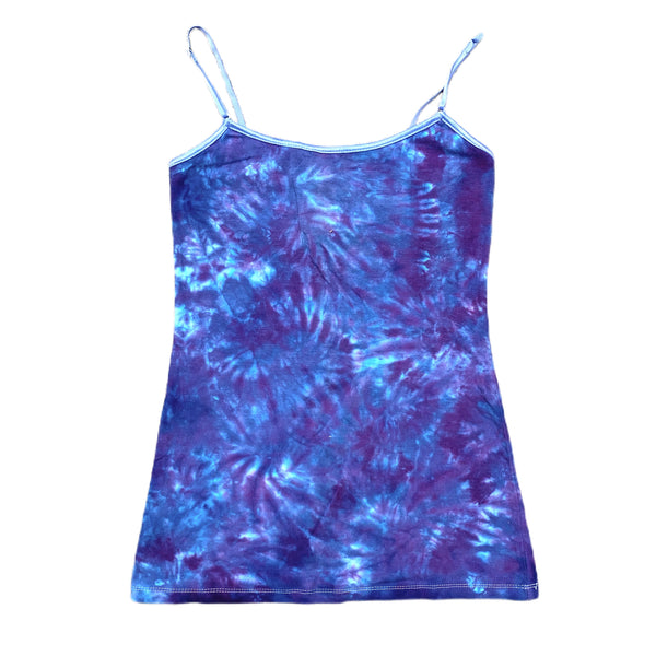 Purple Tie Dye Camisole - Medium