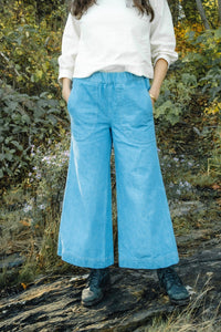 LIMITED EDITION BRIDGET PANTS IN LIGHT INDIGO