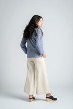 BRIDGET PANT IN ORGANIC COTTON DENIM