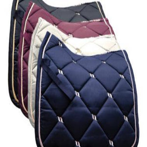 Back on Track Night Collections Dressage Saddle Pad