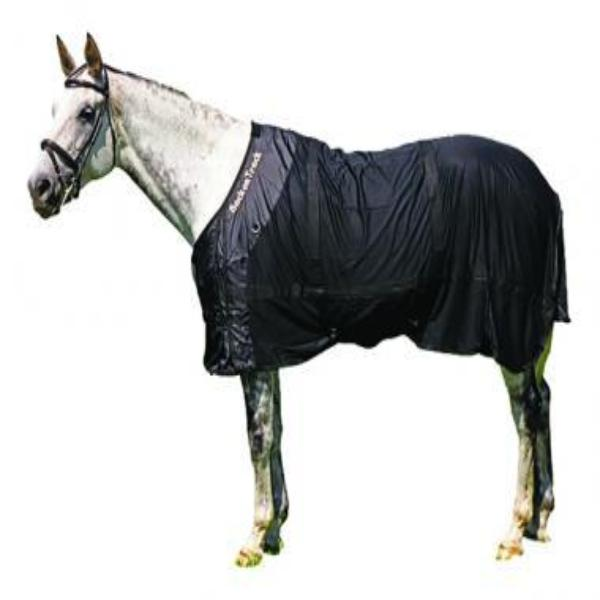 """BACK ON TRACK Mesh Sheet Horse Equine Warm Therapy Back Shoulder Muscles 78/"""""""