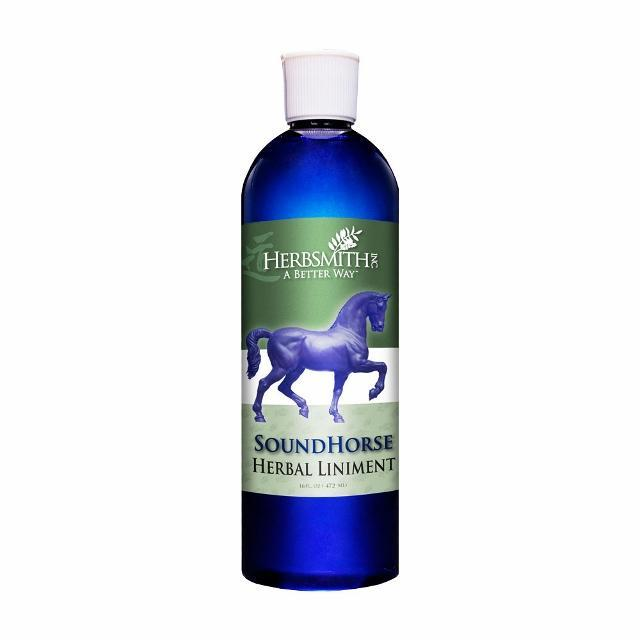 Herbsmith Sound Horse Herbal Liniment