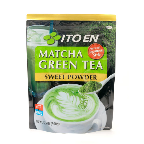 Matcha Green Tea Sweet Powder Bag
