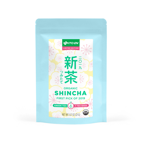 Shincha Tea Bags - 2019