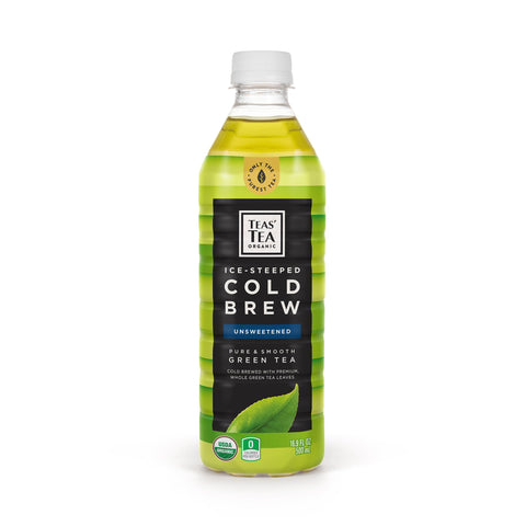 Ice Steeped Cold Brew Green Tea