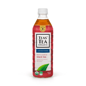 Unsweetened Black Tea