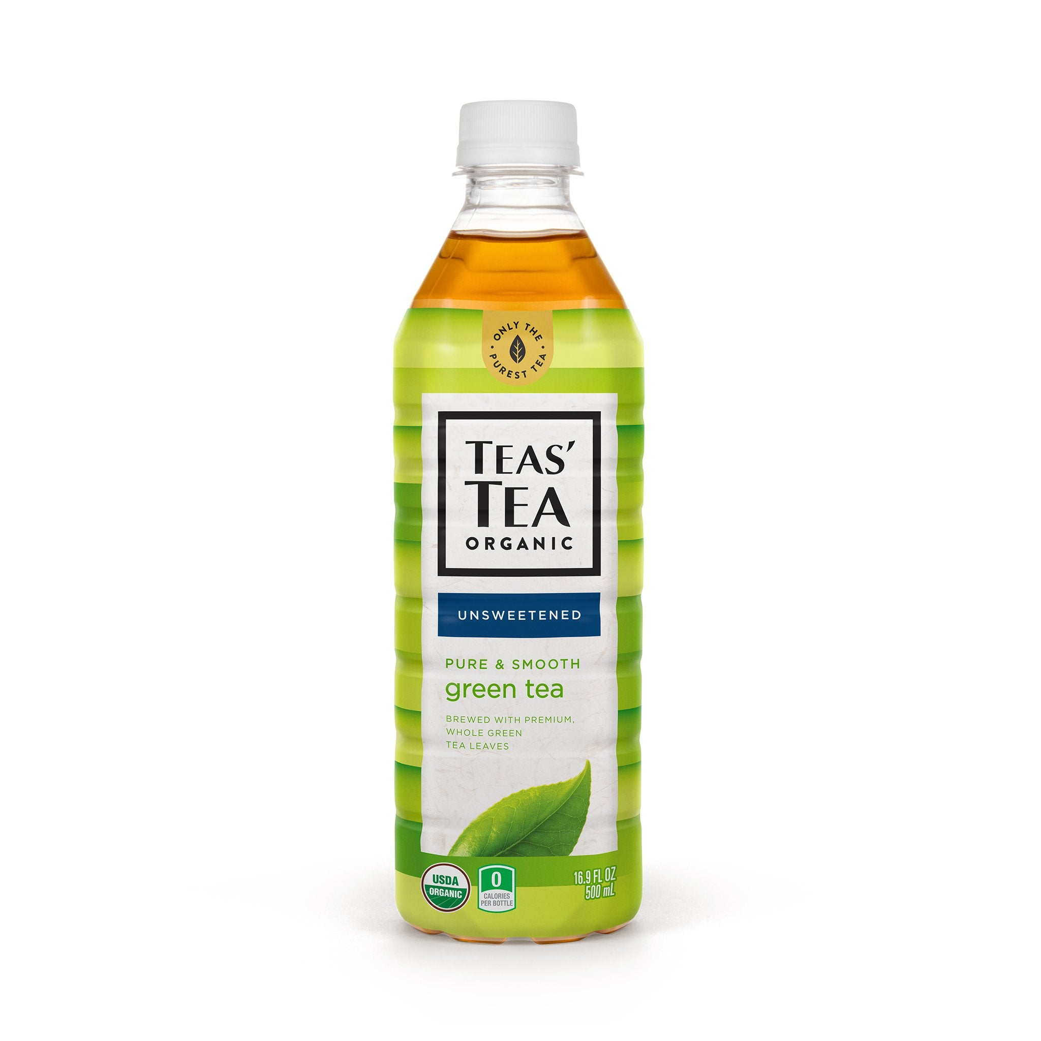 Unsweetened Green Tea