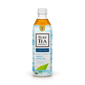 Unsweetened Green + White Tea