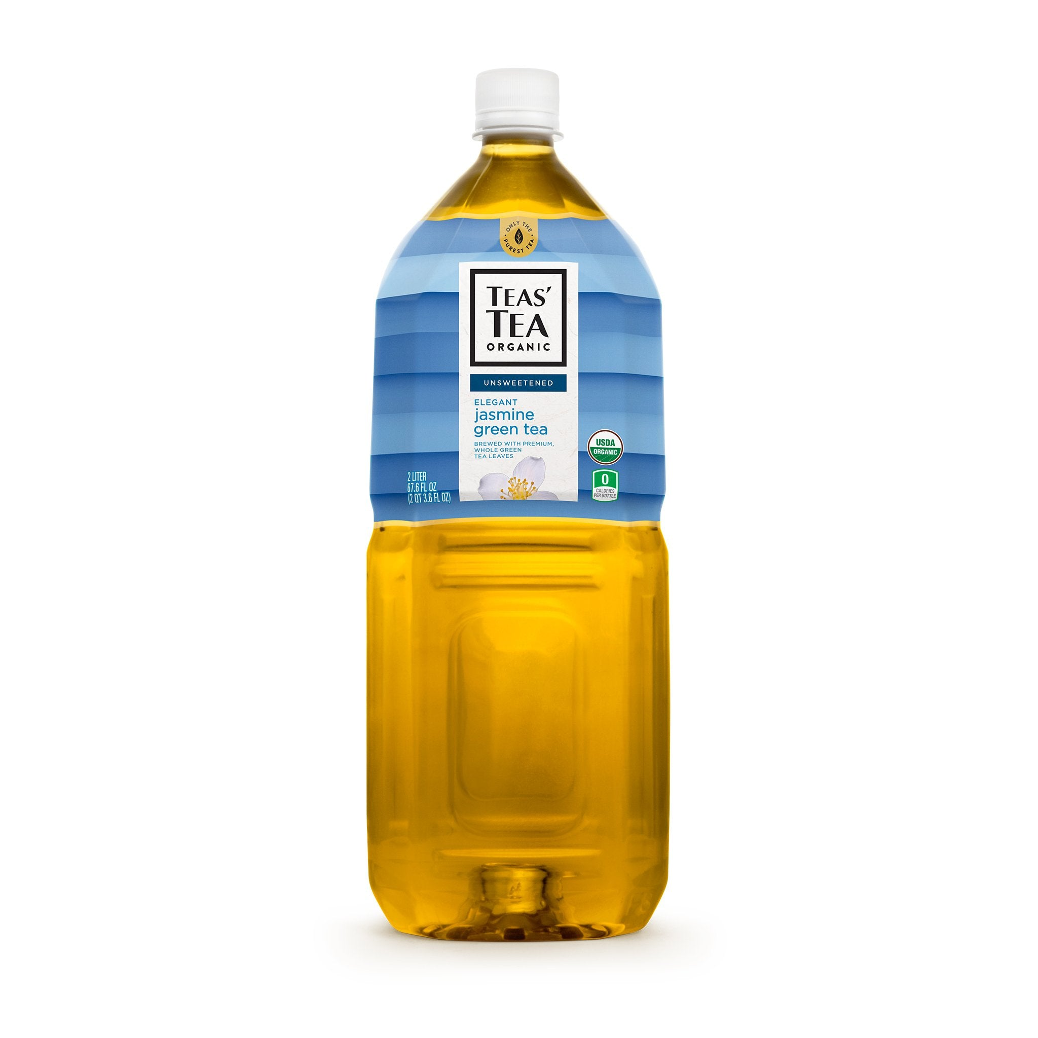 Unsweetened Jasmine Green Tea (2L)
