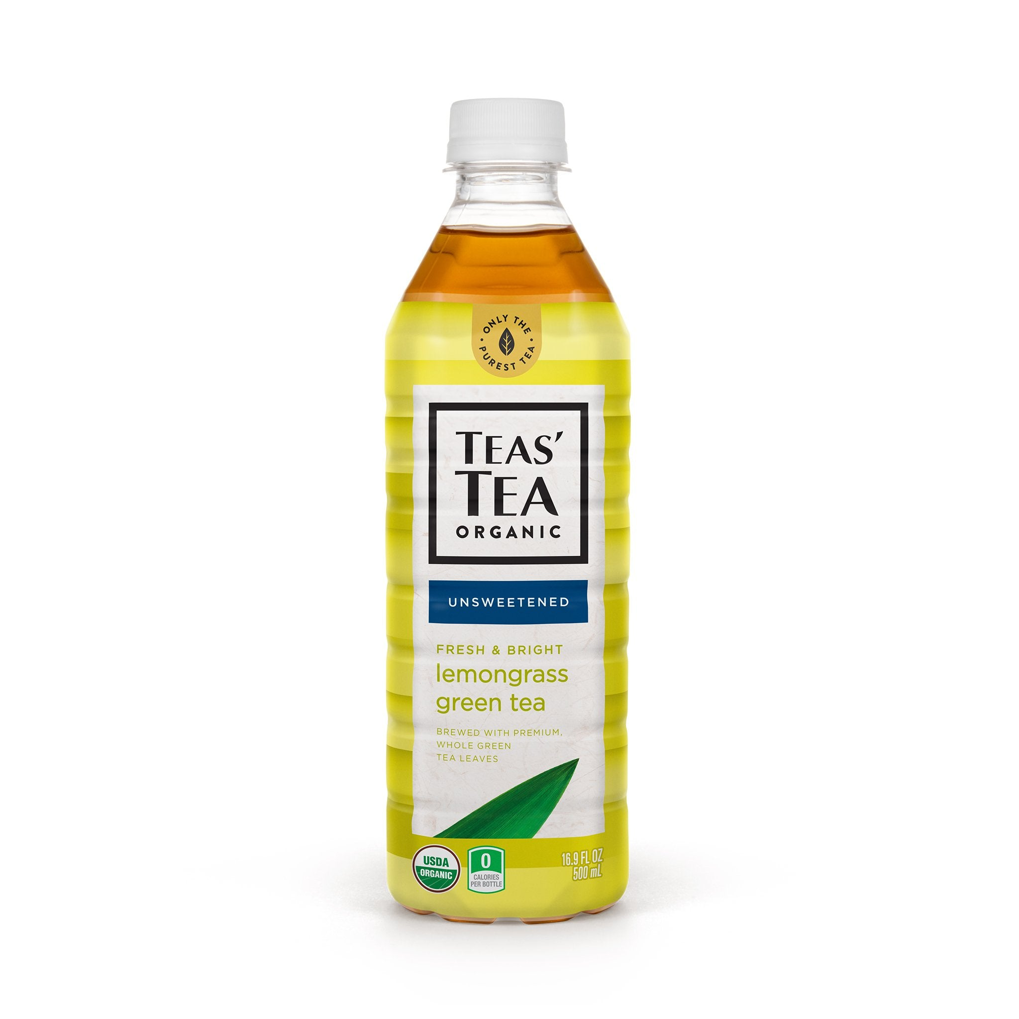 Unsweetened Lemongrass Green Tea