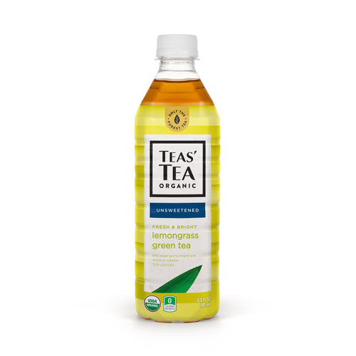 Unsweetend Lemongrass Green Tea