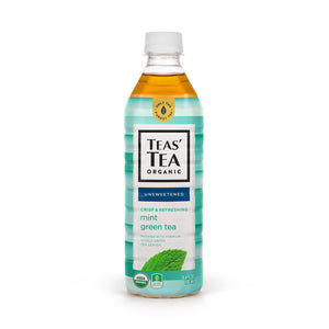 Unsweetened Mint Green Tea