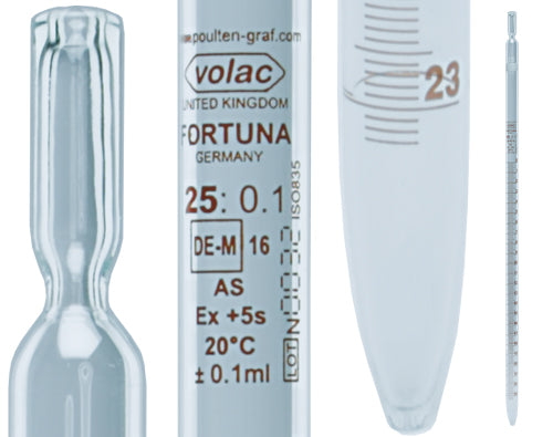 Orginal Graduated Pipette