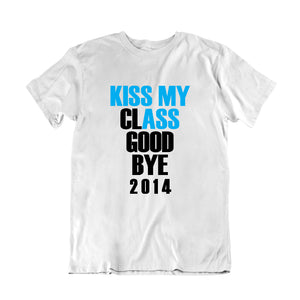 Kiss My Class Good Bye 2014 T-Shirt
