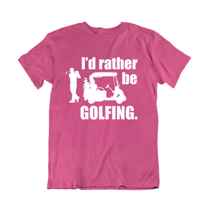 Rather Be Golfing