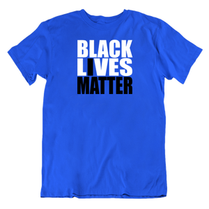 Black Lives Matter v1 Custom T-Shirt