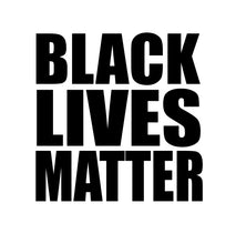 Load image into Gallery viewer, Black Lives Matter V5 Plain Custom T-shirt