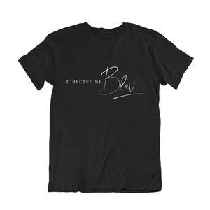 Directed by Blev Custom T-shirt