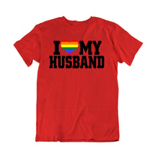 Load image into Gallery viewer, Love My Husband T-Shirt