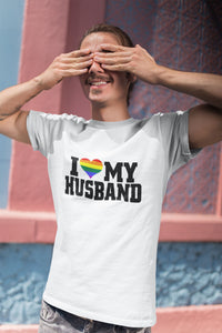 Love My Husband T-Shirt
