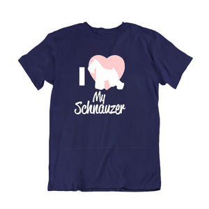 Love My Schnauzer T-Shirt
