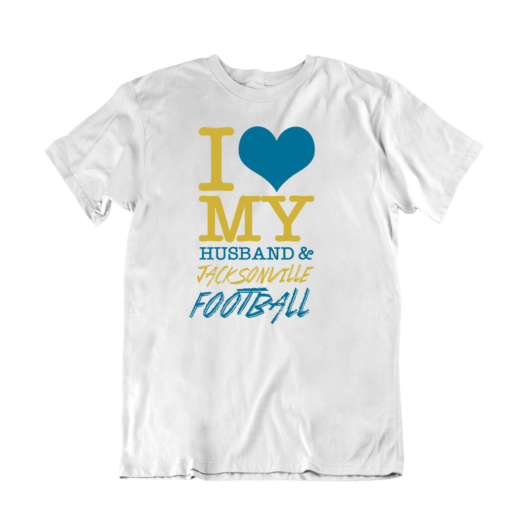 Love Husband and Football