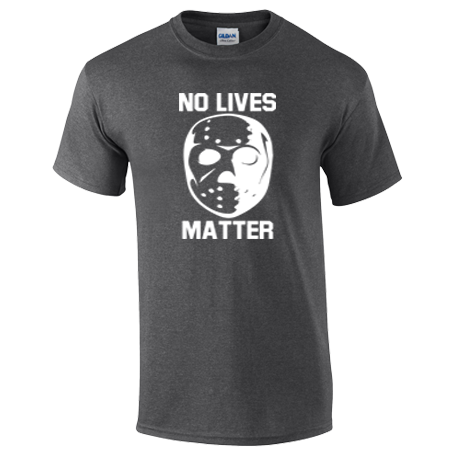 Jason Mask No Lives Matter
