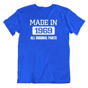 Made in 1969 all Original parts