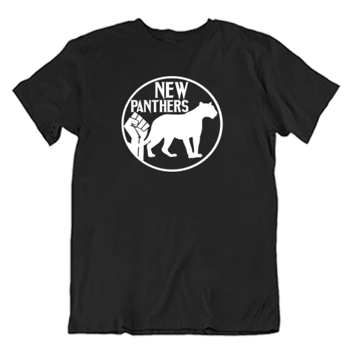 New Panther BLM Custom T-shirt