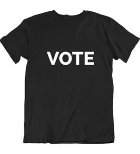 VOTE Plain Custom T-shirt