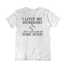 Load image into Gallery viewer, Love Husband and Jetter (baseball)