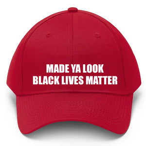 Black Lives Matter Custom Hat