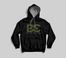 Load image into Gallery viewer, DC Fitness Custom Hoodie T-shirt