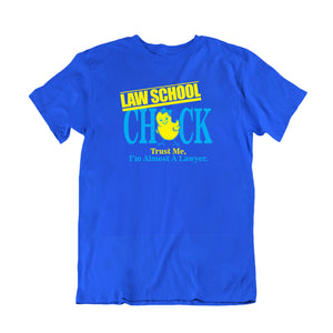 Law School Chick T-Shirt